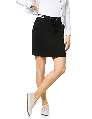 Street One Damen 360643 Rock, Black, 46