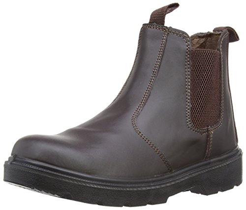 Black Rock SF12C Damen Sicherheitsschuhe, Braun (Brown),EU Regular 41 (UK 7)