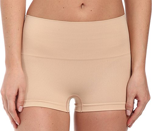 Spanx Damen Everyday Hose, Soft Nude, L