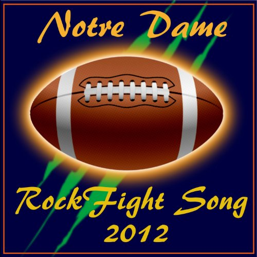 Notre Dame Fighting Irish Rock Song (I'm Shipping Up to Boston)