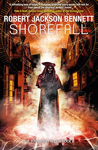 Shorefall (The Founders) (English Edition)