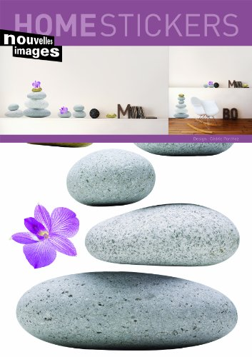 Home Stickers Zen Stone Decorative Wall Stickers