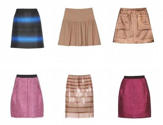 Die Röcke für den Frühling & Sommer