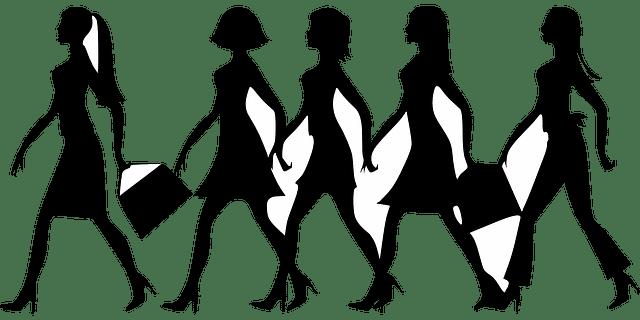 Figurtyp Frauenrock