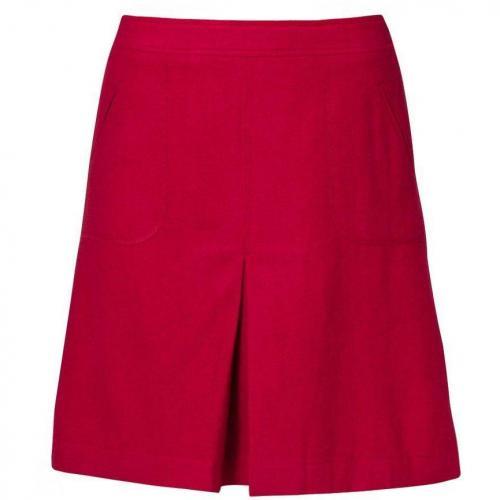 Dora Skirt A-Linien-Rock red von Kala