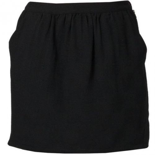 Minirock black mit 2 Eingrifftaschen von See u Soon